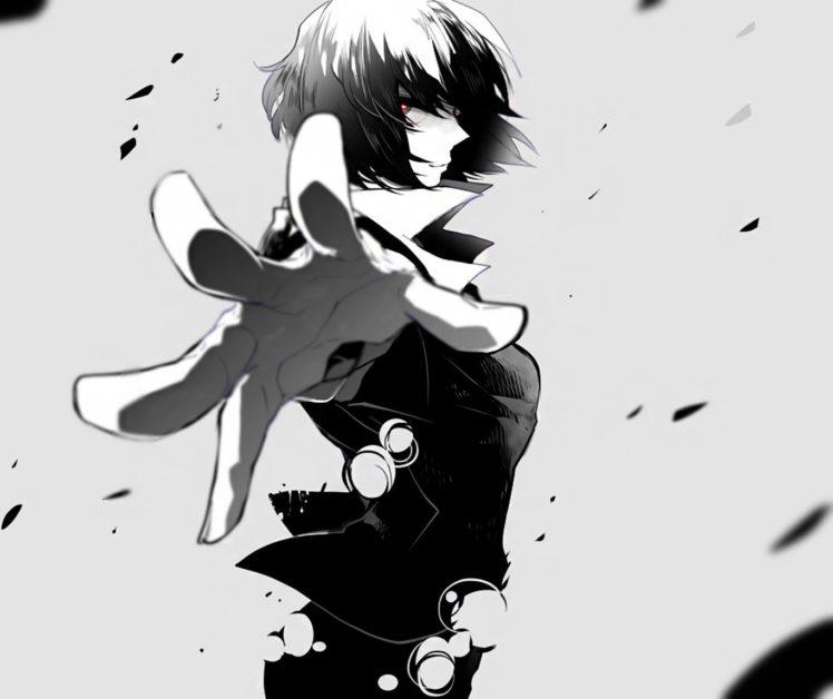 Kekkai Sensen, Anime girls, Chain Sumeragi HD Wallpaper Desktop Background