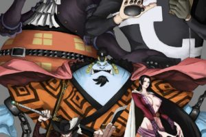 anime, One Piece