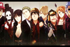 anime, One Piece