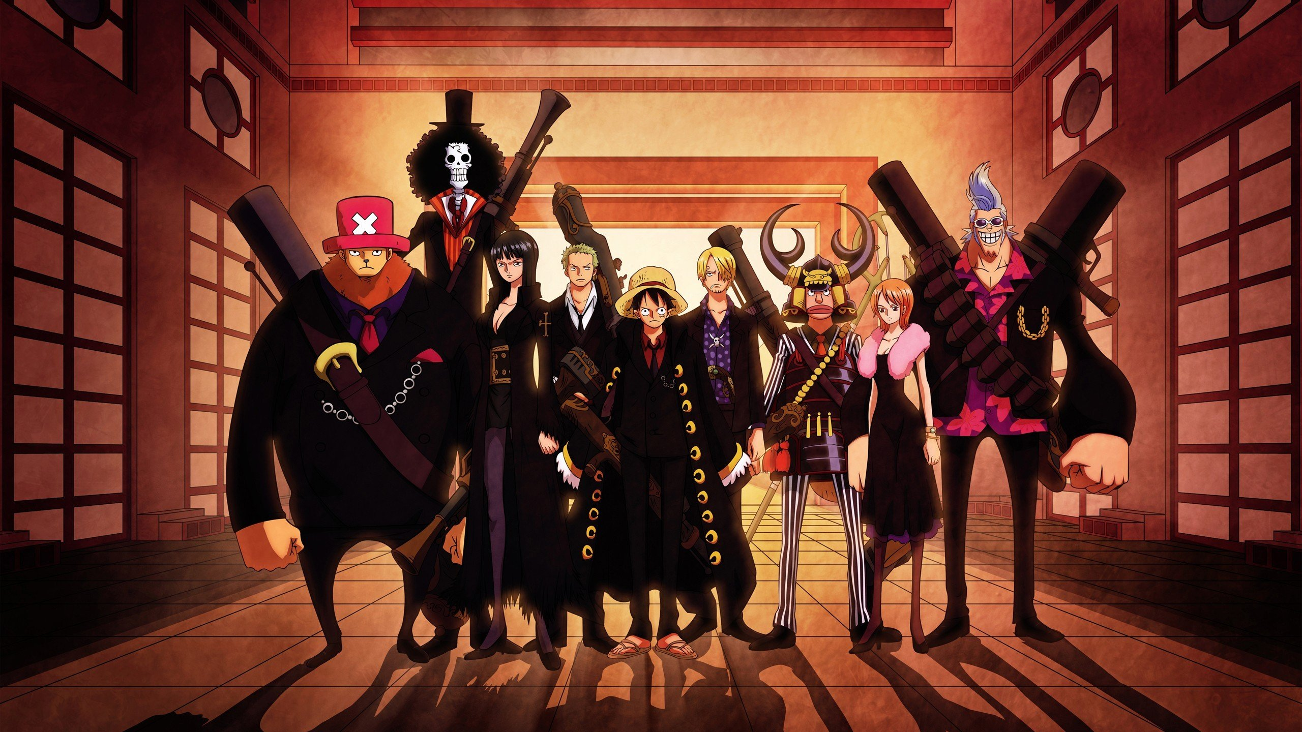 Anime One Piece Hd Wallpapers Desktop And Mobile Images Photos