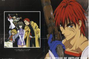 anime, Outlaw Star