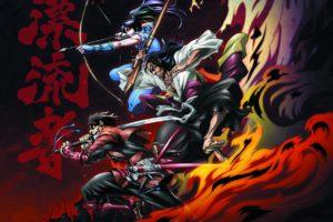 Drifters, Oda Nobunaga, Cast
