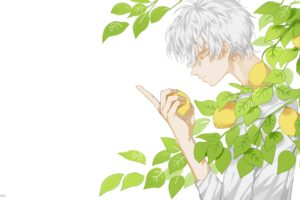 white hair, Original characters, Lemons