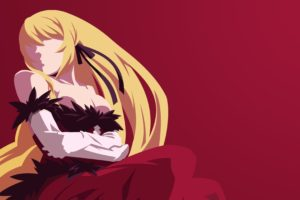 Monogatari Series, Oshino Shinobu, Anime girls