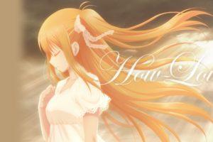 blonde, Charlotte (anime), Kurobane Yusa