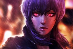 Kusanagi Motoko, Ghost in the Shell