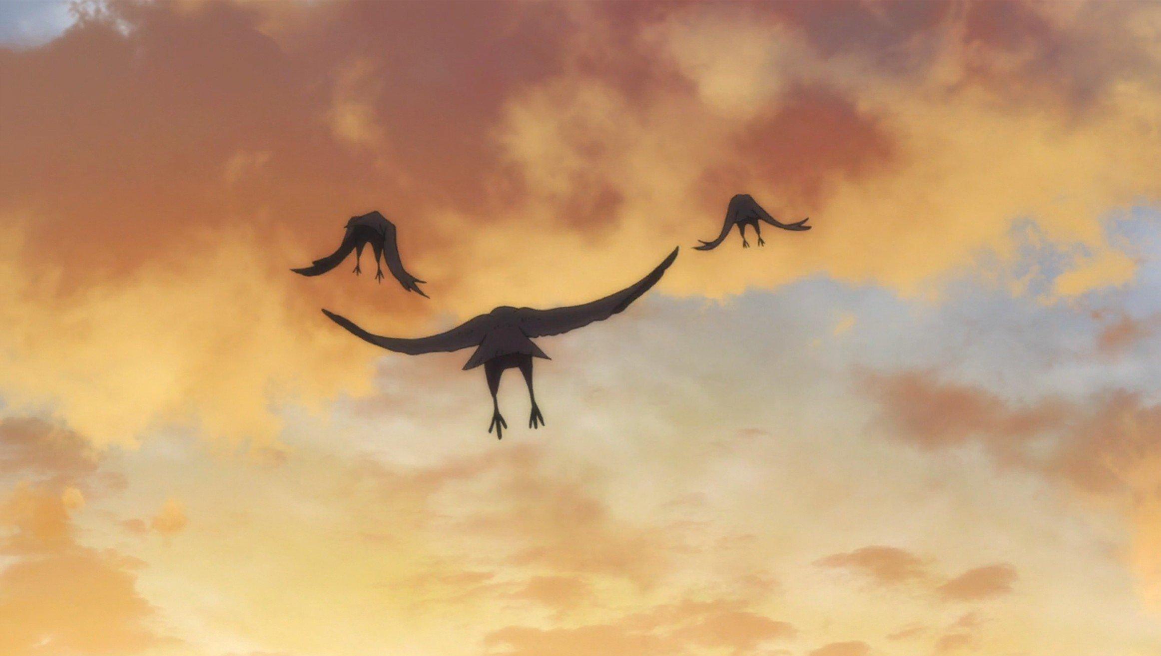 Haikyuu!!, Crow, Anime, Anime art HD Wallpapers / Desktop ...