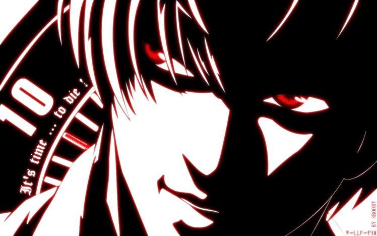 Death Note, Anime HD Wallpaper Desktop Background