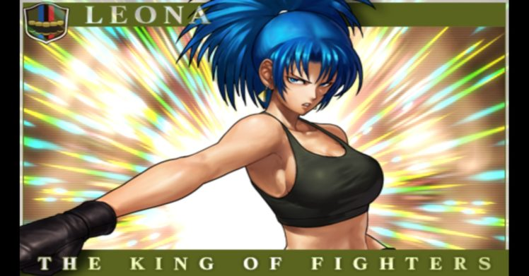 King Of Fighters Snk Leona Heidern Hd Wallpapers Desktop