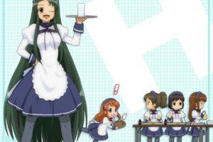 The Melancholy of Haruhi Suzumiya, Anime girls, Asahina Mikuru