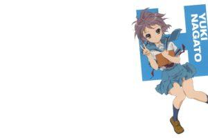 The Melancholy of Haruhi Suzumiya, Anime girls, Nagato Yuki
