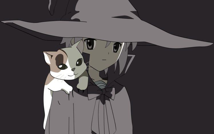 The Melancholy of Haruhi Suzumiya, Anime girls, Nagato Yuki HD Wallpaper Desktop Background