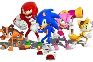 Sonic the Hedgehog, Sega, Sonic Boom