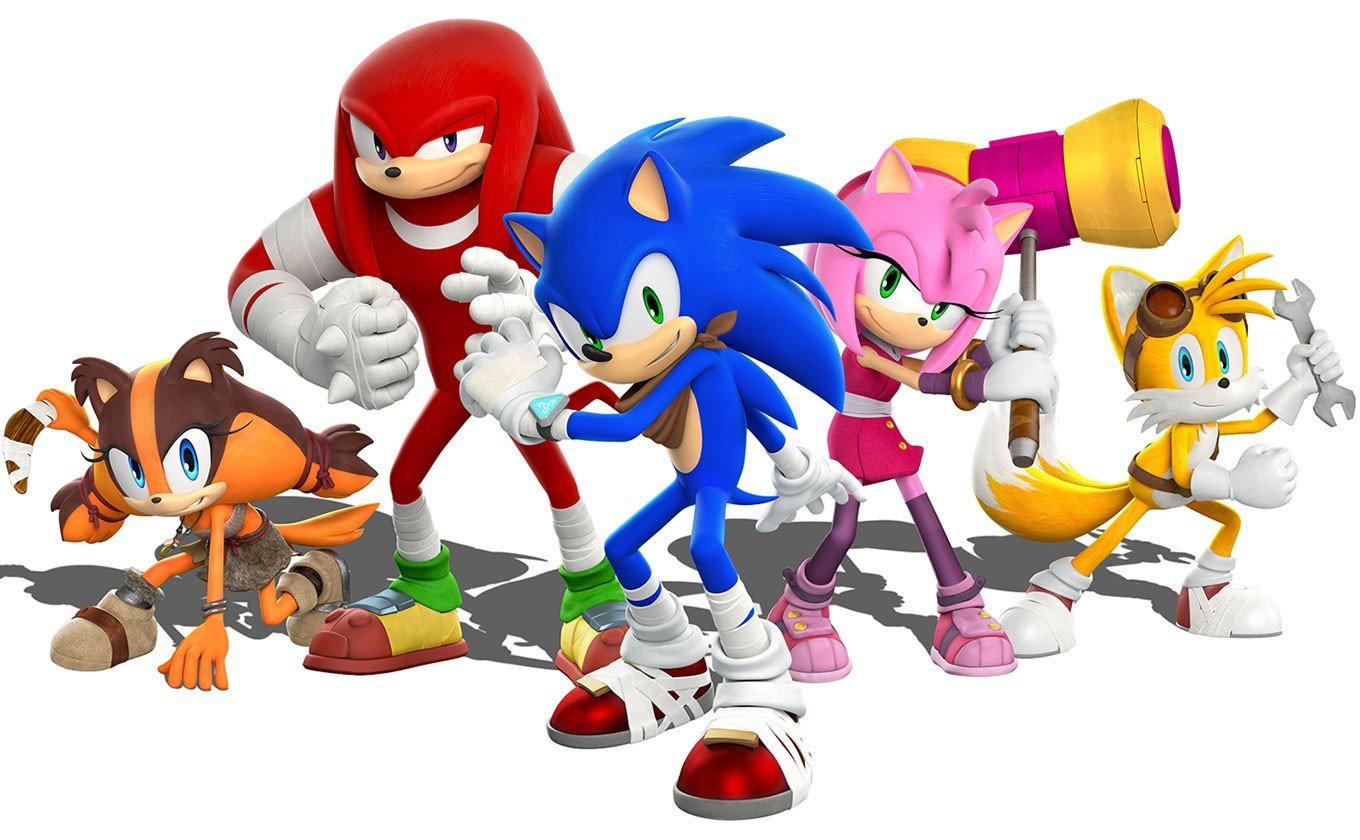 Sonic The Hedgehog, Sega, Sonic Boom Hd Wallpapers  Desktop And Mobile Images  Photos-3600