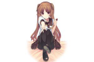 Ano Natsu de Matteru, Anime girls, Yamano Remon