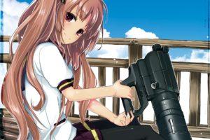 Ano Natsu de Matteru, Anime girls, Yamano Remon, Anime