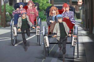 Takatsuki Ichika, Tanigawa Kanna, Yamano Remon, Kirishima Kaito, Ishigaki Tetsurō, Kitahara Mio, Ano Natsu de Matteru
