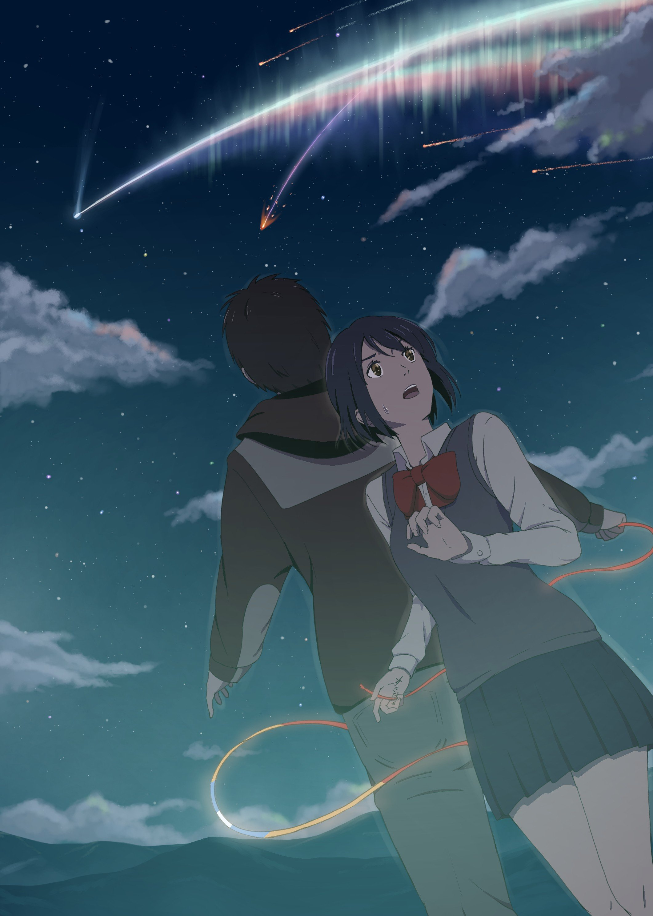 Your Name Kimi No Na Wa Hd Wallpapers Desktop And Mobile