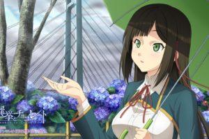 anime girls, Koi to Senkyo to Chocolate, Shinonome Satsuki