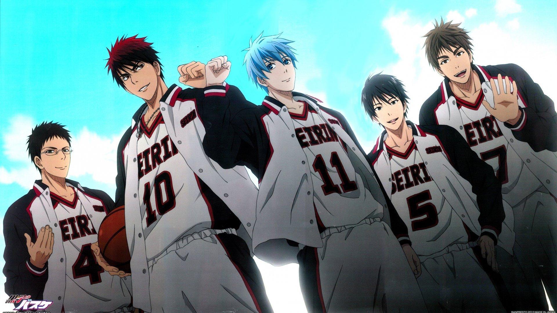 Kuroko no Basket, Basketball HD ...