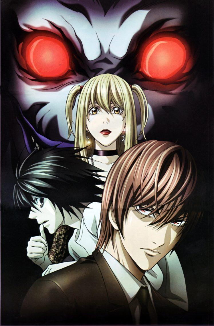 Death Note, Yagami Light HD Wallpaper Desktop Background