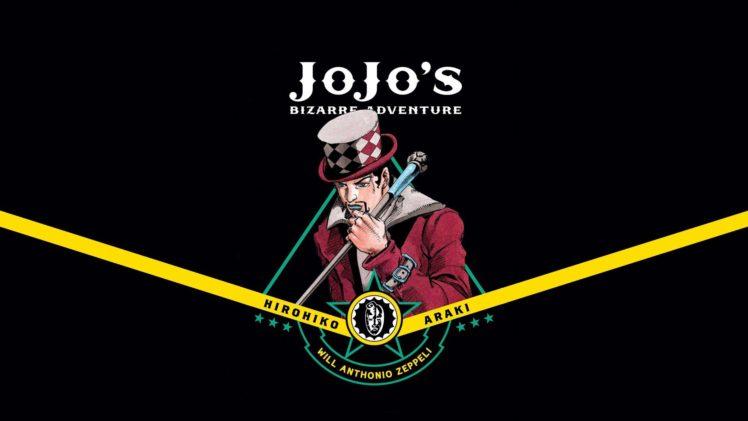 JoJo&039;s Bizarre Adventure, Will A. Zeppeli HD Wallpaper Desktop Background