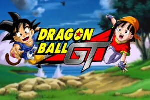 Dragon Ball GT, Son Goku