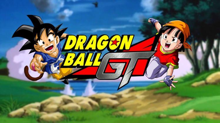 Dragon Ball Gt Son Goku Hd Wallpapers Desktop And Mobile