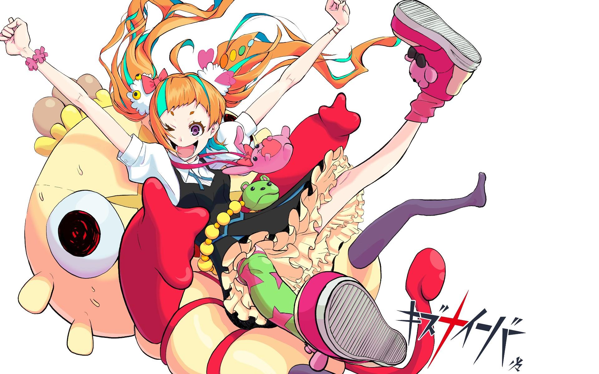 Kiznaiver, Anime girls, Niiyama Niko Wallpaper