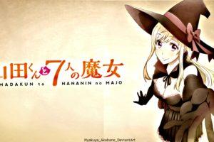 Yamada kun to 7 nin no Majo, Anime girls, Shiraishi Urara
