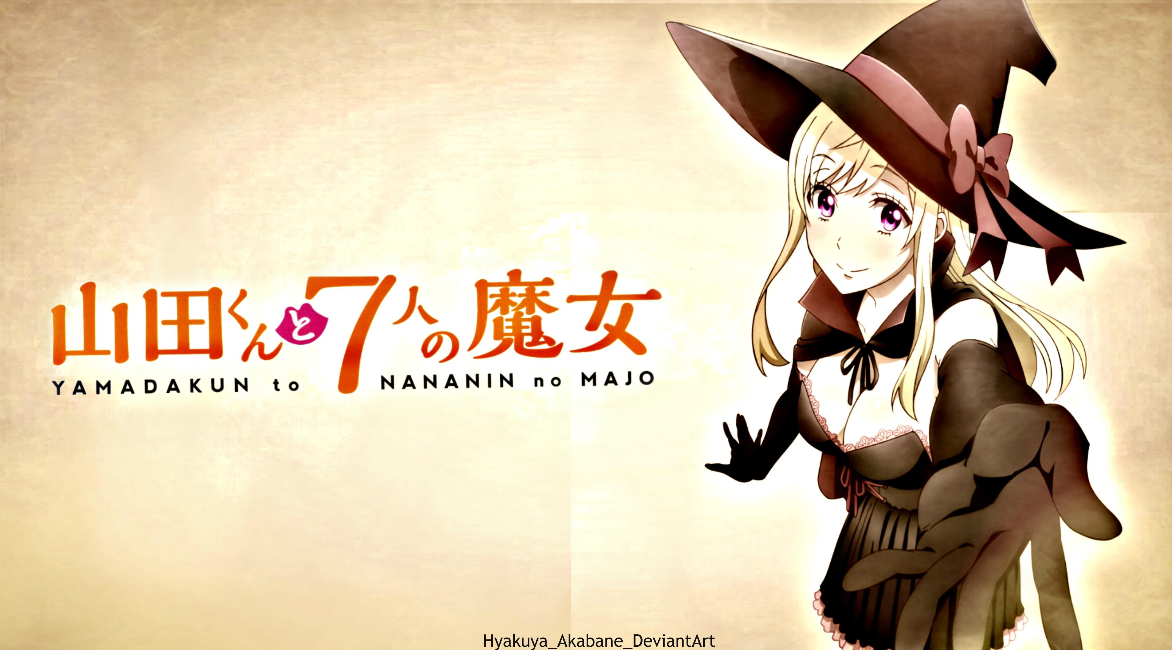Yamada Kun To 7 Nin No Majo Anime Girls Shiraishi Urara Hd