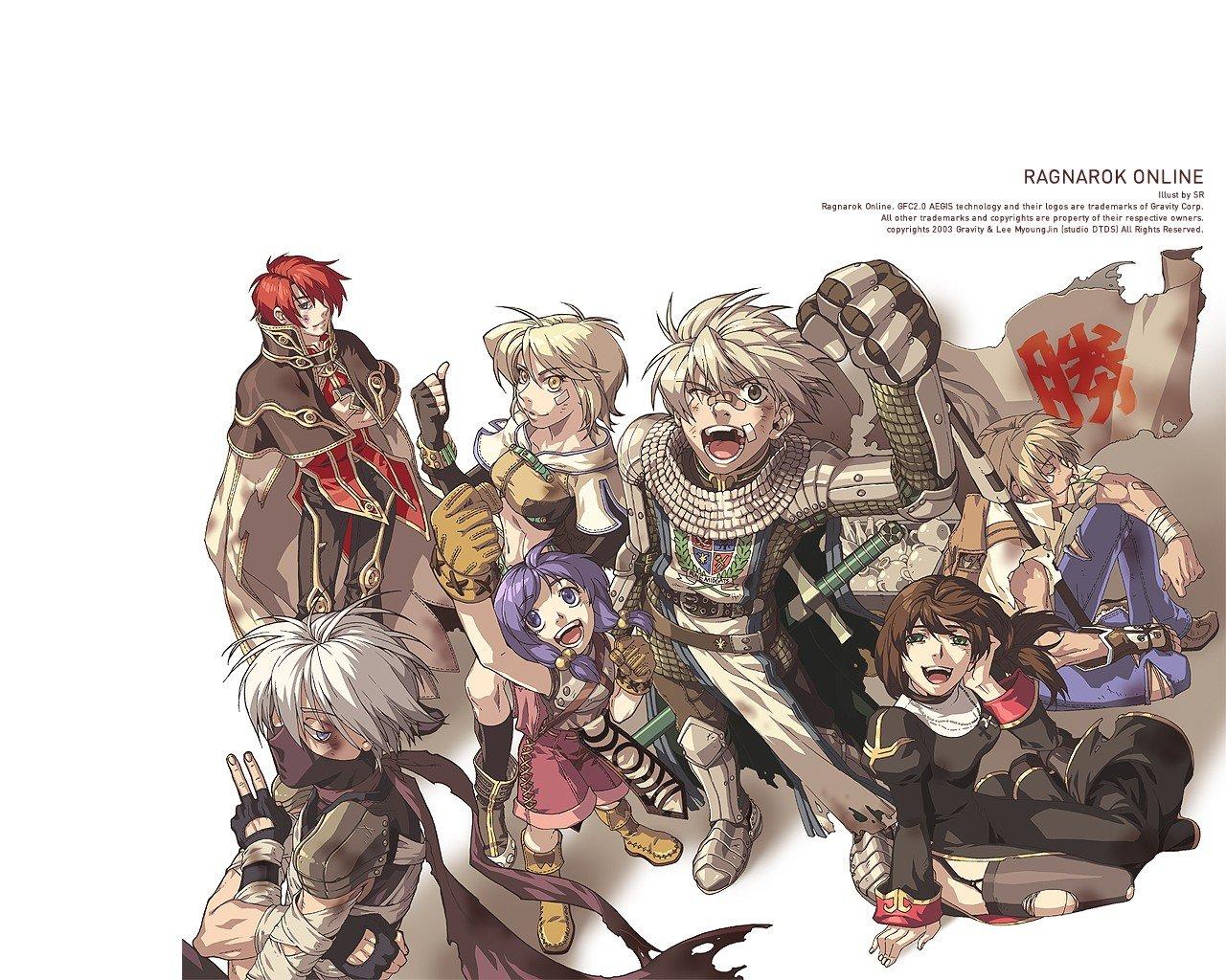 Ragnarok Online, Warpportal Wallpaper