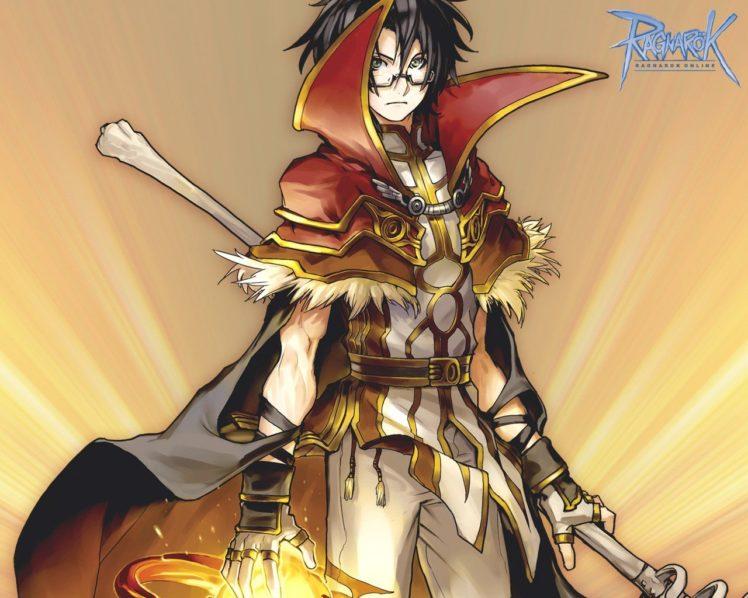 magician, Ragnarok Online, Warpportal HD Wallpaper Desktop Background