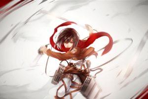 Mikasa Ackerman, Shingeki no Kyojin