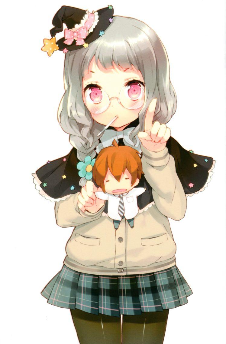 anime girls, Kono Naka ni Hitori Imouto ga Iru!, Sagara Mei HD Wallpaper Desktop Background