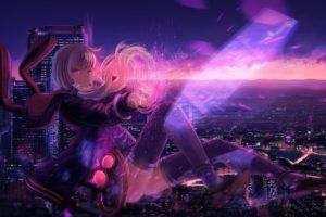 anime girls, Vocaloid, Yuzuki Yukari