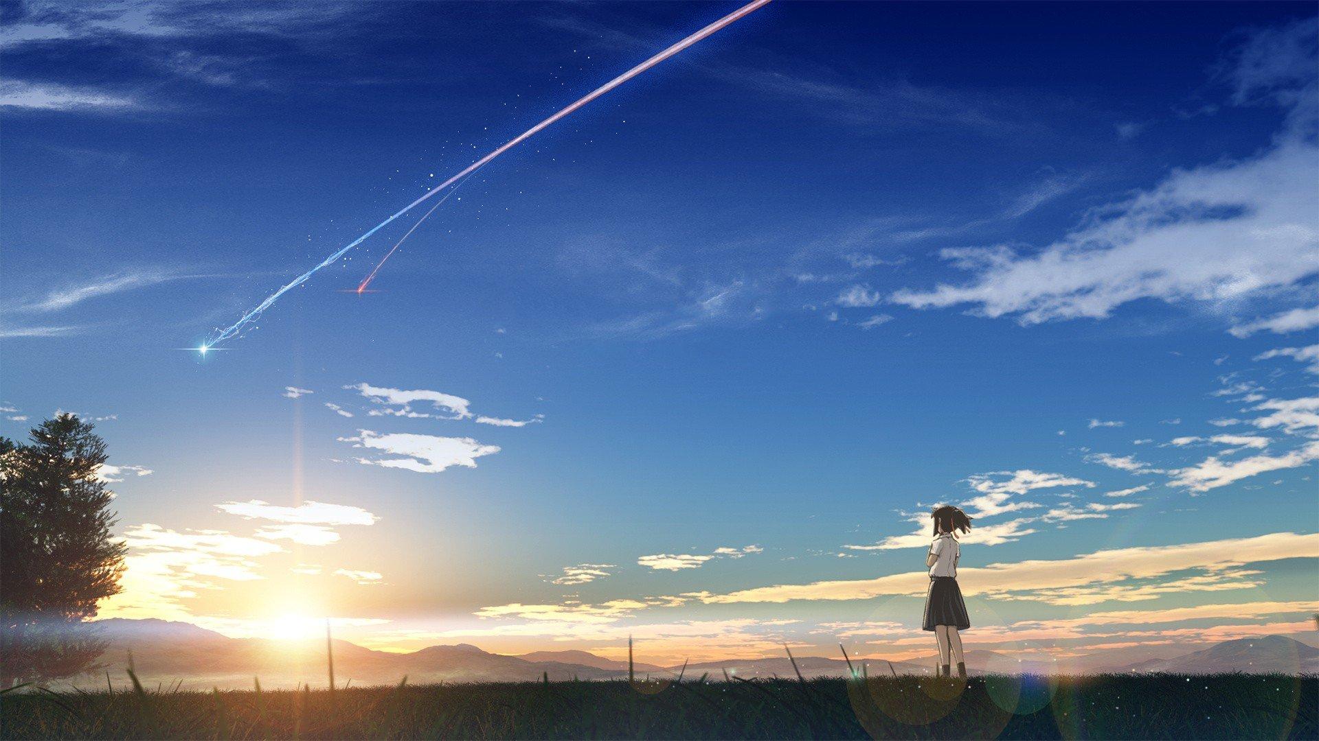 Makoto Shinkai, Kimi No Na Wa, Miyamizu Yotsuha HD