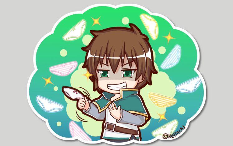 Kono Subarashii Sekai ni Shukufuku wo!, Satō Kazuma (Kono Subarashii Sekai ni Shukufuku wo!) HD Wallpaper Desktop Background