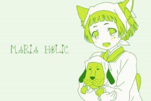 Maria † Holic, Anime girls, Ryōchō sensei