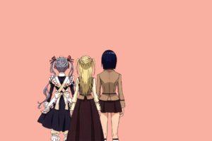 Maria † Holic, Shinōji Matsurika, Shidō Mariya, Miyamae Kanako, Anime girls