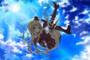 Ore no Nounai Sentakushi ga, Gakuen Love Comedy wo Zenryoku de Jama Shiteiru, Anime girls, Chocolat (Noucome), Thigh highs