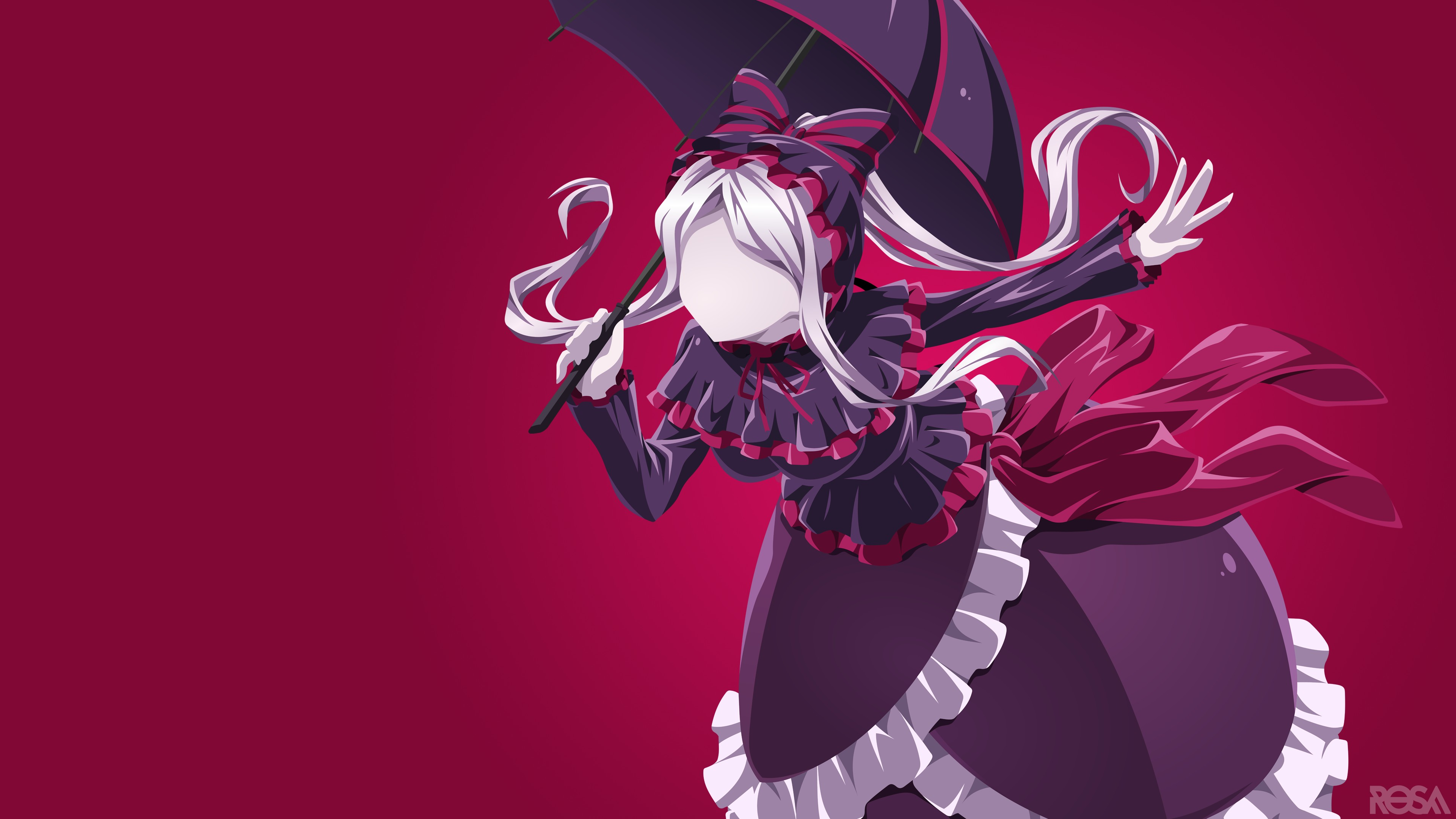 Anime Girls Overlord Anime Shalltear Bloodfallen Hd Wallpapers Desktop And Mobile Images Photos
