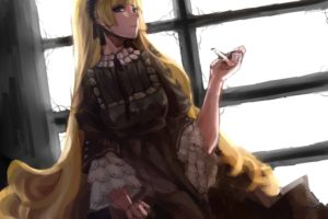 Gosick, Anime girls, Victorique de Blois