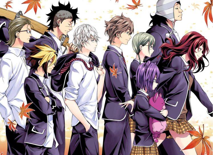 Shokugeki no Souma, Rindō Kobayashi, Anime HD Wallpaper Desktop Background