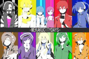 Kagerou Project, Mekakucity  Actors, Enomoto Takane, Kisaragi Shintaro, Kozakura Mary, Anime