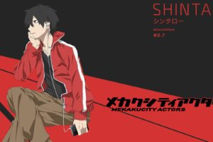 Kagerou Project, Mekakucity  Actors, Kisaragi Shintaro, Anime