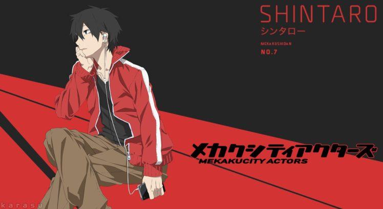 Kagerou Project, Mekakucity  Actors, Kisaragi Shintaro, Anime HD Wallpaper Desktop Background