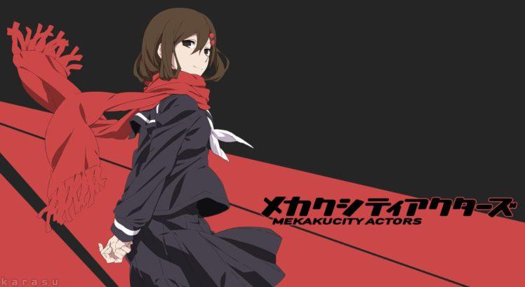 Kagerou Project, Mekakucity  Actors, Anime girls, Tateyama Ayano HD Wallpaper Desktop Background