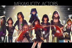 Kagerou Project, Mekakucity  Actors, Enomoto Takane, Kisaragi Shintaro, Tateyama Ayano, Kozakura Mary