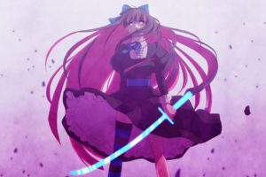 anime, Panty and Stocking with Garterbelt, Anarchy Stocking